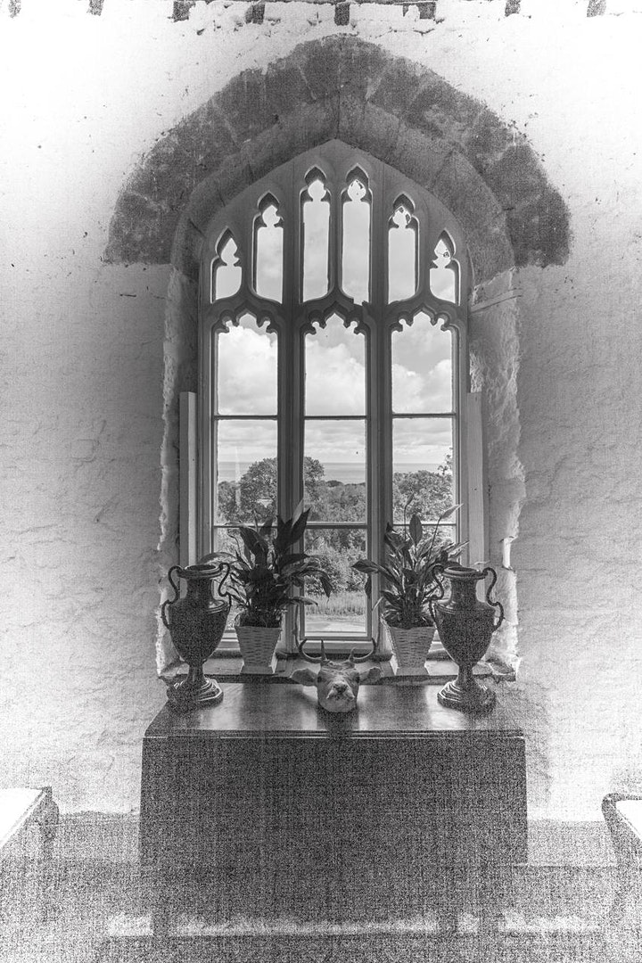 Ghost Hunt at Gwrych Castle image
