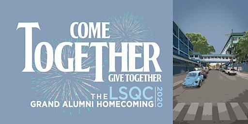LSQC Grand Alumni Homecoming 2020