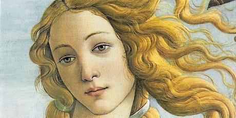 La symbolique du « Printemps » de Botticelli et les métamorphoses de l'âme billets