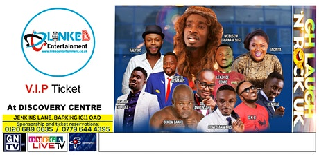 GH LAUGH AND ROCK UK tickets