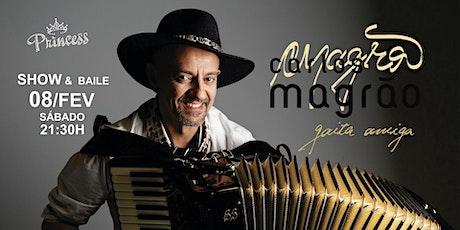 Show de Carlos Magrão - Gaita Amiga ingressos