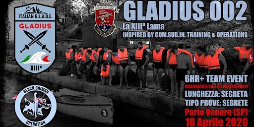 GLADIUS 002 - La XIIIª Lama