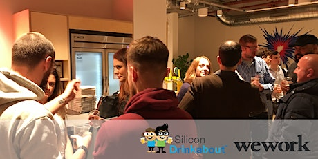 Silicon Drinkabout @ WeWork No1Poultry tickets