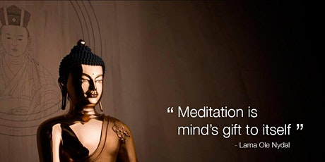 Introductory Lecture on Buddhism & Meditation tickets