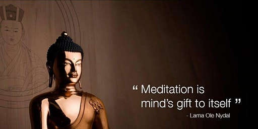 Introductory Lecture on Buddhism & Meditation