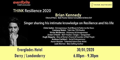 THINK Resilience 2020 tickets