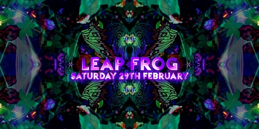 TRiBE of FRoG ~ Leap Frog!