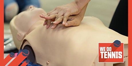 Emergency First Aid at Work Course - 12th July 2020 tickets