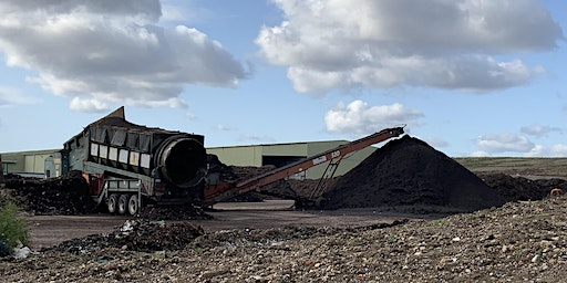 800,000 tonnes: Walk 2: Stanway Quarry: Inland Landfill