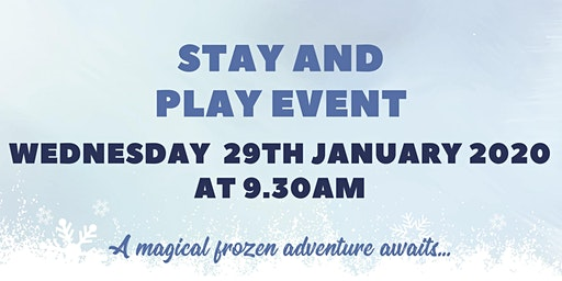 Stay and Play Event
