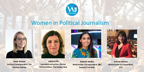 Women in Political Journalism tickets