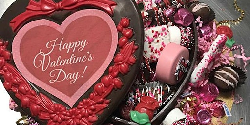 Valentine's Chocolate Box w/ Treats