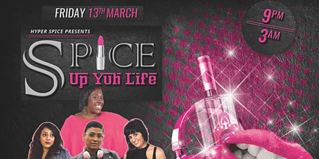 Spice Up Yuh Life  tickets