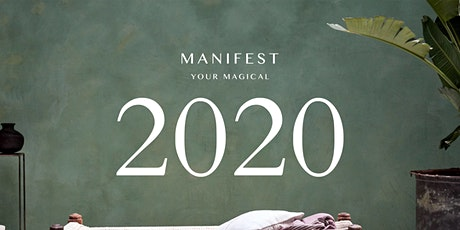 Manifest your Magical 2020 tickets