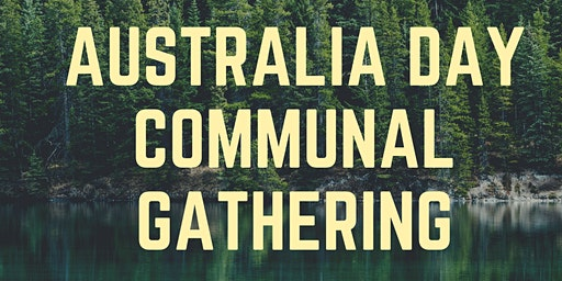 Australia Day Communal Gathering