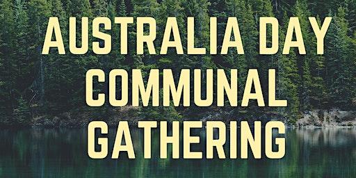 Australia Day Communal Gathering