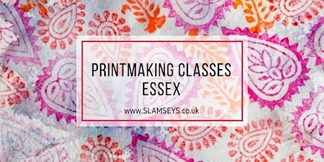 Beginner Printmaking Courses tickets