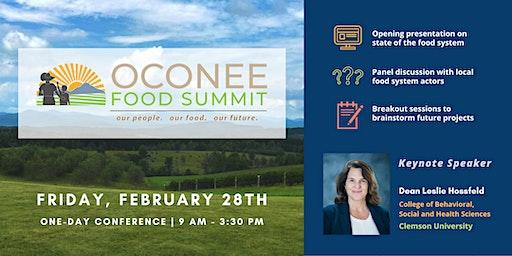 Oconee Food Summit