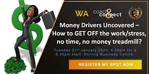 Money Drivers Uncovered... are YOU STUCK on the...