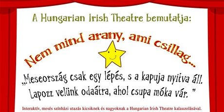 Magyar meseelőadás Edinburghban -Family Theatre in Edinburgh(eng subtitles) tickets