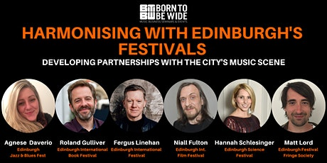 Harmonising With Edinburgh's Festivals tickets
