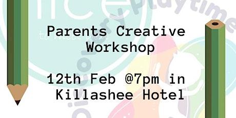 Parents Creative Workshop tickets