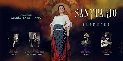 Flamenco show SANTUARIO in  Malta