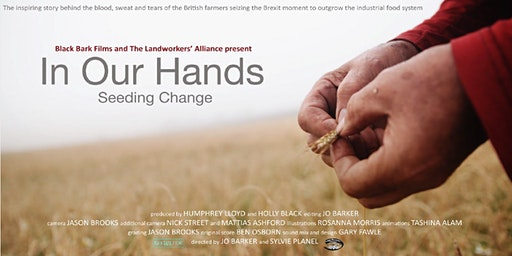 In our hands - screening + discussion
