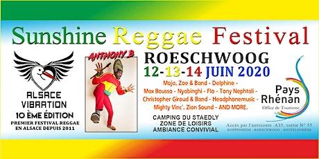 10. Sunshine Reggae Festival  billets