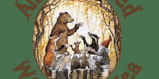 An Enchanted Woodland Tea Presented by Psi Iota Xi Sorority