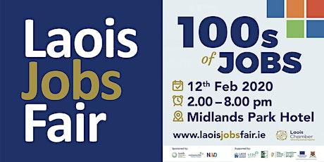 Laois Jobs Fair tickets