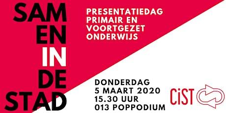 Presentatiedag CiST 5 maart 2020 tickets