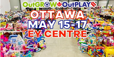 May 15 - Ottawa OutGROW OutPLAY Friday Night Prime Time PRE-SALE tickets