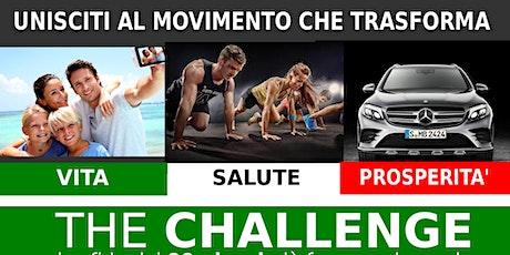 The CHALLENGE Rivarolo Canavese biglietti