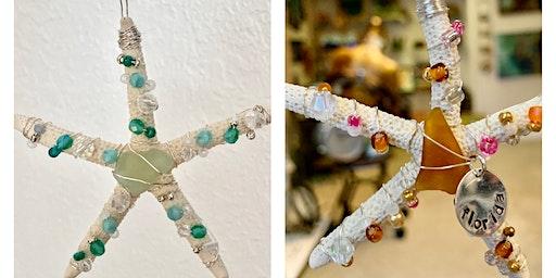 Wirewrapped Starfish Ornament Workshop
