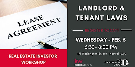 Landlord & Tenant Laws - Getting Started tickets