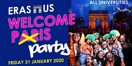 ★ Erasmus Welcome Party 2020★ tickets