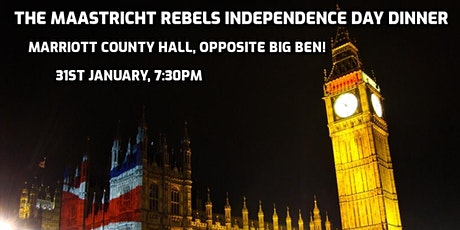 Maastricht Rebels Independence Day Dinner tickets
