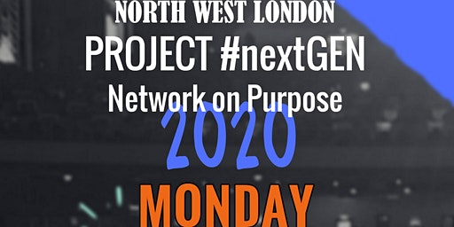 NETWORK WITH PROFESSIONALS on MONDAYS in Greenford (North - West London)