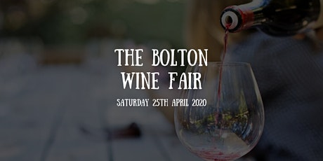 Bolton Wine Fair tickets