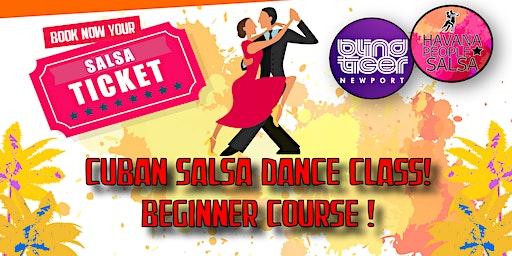 Salsa Beginners in Newport - Havana People Salsa
