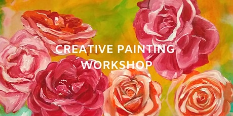 Creative Painting Workshop tickets