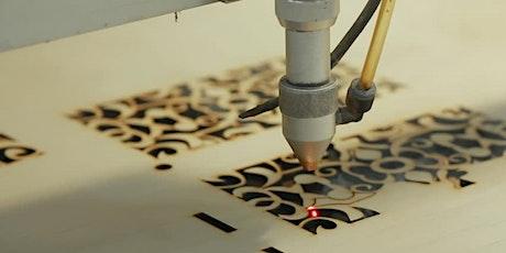 Laser Cutting Intro biljetter