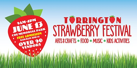 2020 Torrington Strawberry Festival tickets