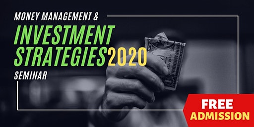 FREE Investment Seminar for 2020