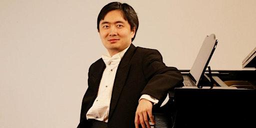 Sheng Cai, piano