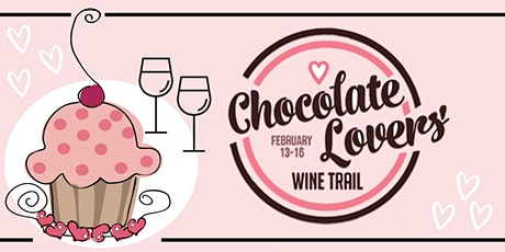 Chocolate Lovers' Wine Trail tickets