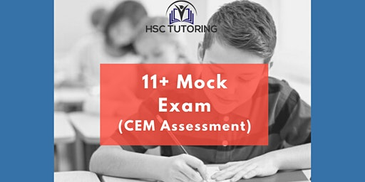 11+ Mock Exam (CEM Assessment)