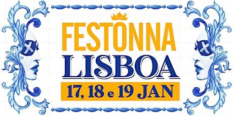 FESTONNA - Madame X Tour - 17,18 e 19/Jan LISBOA - II bilhetes