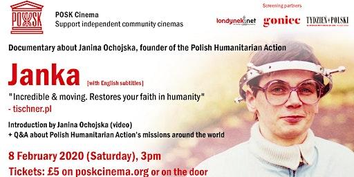POSK Cinema #9 (Doc): Janka + Q&A